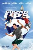 Grown Ups 2 (Adam Sandler, Kevin James, Chris Rock) Movie Poster Masterprint