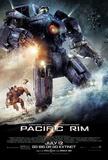 Pacific Rim (Idris Elba, Charlie Hunnam, Rinko Kikuchi) Movie Poster Poster