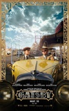 The Great Gatsby (Leonardo DiCaprio, Carey Mulligan, Tobey Maguire) Movie Poster Poster