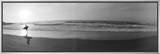 Surfista, San Diego, Califórnia, EUA Impressão em tela emoldurada por  Panoramic Images
