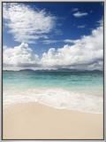 Rendezvous Bay, Anguilla Impressão em tela emoldurada por Macduff Everton