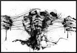 Drawing Restraints Impressão em tela emoldurada por Agnes Cecile