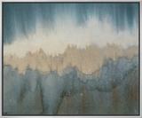 Rhythm of Light Impressão em tela emoldurada por Yunlan He