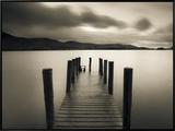 Barrow Bay, Derwent Water, Lake District, Cúmbria, Inglaterra Impressão em tela emoldurada por Gavin Hellier