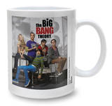 Big Bang Theory Mug - Portrait Taza