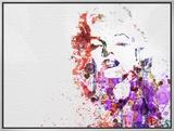 Marilyn Monroe 額入りキャンバスプリント : NaxArt(ナックスアート)