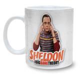 Big Bang Theory Mug - Sheldon Becher