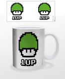 1 Up Mug Tazza