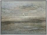 Silent Nature Impressão em tela emoldurada por Yunlan He