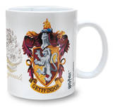 Harry Potter Mug - Gryffindor Crest Tazza