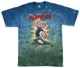 Popeye - Strong To The Finich T-Shirt