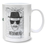 Breaking Bad Mug -Heisenberg Wanted Mugg