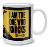 Breaking Bad Mug - I Am The One Who Knocks Becher