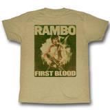 Rambo - Poster T-shirts