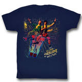 Bill And Ted - Space T-shirts