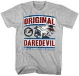 Evel Knievel - Daredevil Skjorter