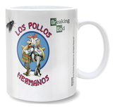 Breaking Bad Mug -Los Pollos Hermanos Taza