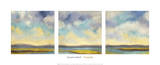 Tranquility (triptych) Posters by Suzanne Nicoll