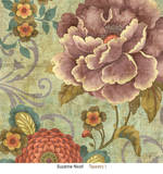 Tapestry I Poster by Suzanne Nicoll