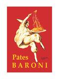 Pates Baroni Metal Print