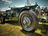 Aston Martin Metalldrucke von Stephen Arens