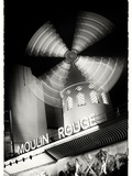 Moulin Rouge Metalldrucke von Craig Roberts