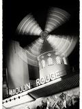 Moulin Rouge Arte sobre metal por Craig Roberts