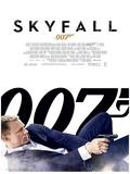 James Bond (Skyfall One Sheet - White) Movie Poster Print Neuheit