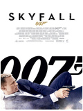 James Bond (Skyfall One Sheet - White) Movie Poster Print Lámina maestra