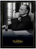 The Godfather (Don Corleone) Movie Poster Mestertrykk