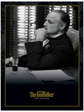 The Godfather (Don Corleone) Movie Poster Impressão original
