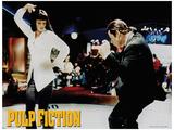Pulp Fiction Dance Movie Poster Mestertrykk