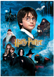 Harry Potter (Philosophers Stone) Movie Poster Stampa master