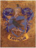 Harry Potter (Ravenclaw Crest) Movie Poster Mestertrykk
