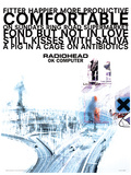 Radiohead - Ok Computer Music Poster Affiche originale