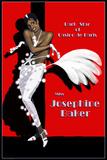 Josephine Baker ポスター : クリフォード・ファウスト