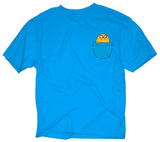Adventure Time - Jake in Pocket T-shirts