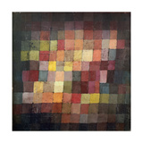 Ancient Harmony, c.1925 Plakater af Paul Klee
