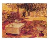 Verano Póster por Pierre Bonnard