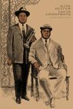 Louis and Joe Kunstdrucke von Clifford Faust