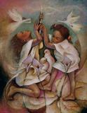 Ringbell Heaven Prints by Essud Fungcap