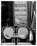 Biere Brune et Blonde Posters