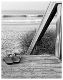 Sandals by the Sea Affiches