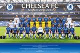 Chelsea FC Team Plakater
