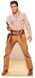 Elvis - Gunfight Stand Up Silhouettes découpées en carton