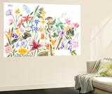May Flowers - Jack & Jill Seinämaalaus tekijänä Frank Dobias