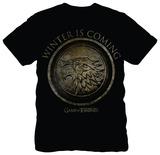 Game of Thrones - talvi on tulossa ympyrä T-paidat