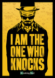 Breaking Bad - I am the one who knocks / Je suis celui qui frappe à la porte Photographie