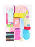 Abstract Drawing 10 Stampa giclée di Jaime Derringer