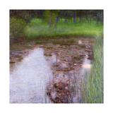 The Swamp, 1900 Impressão giclée por Gustav Klimt